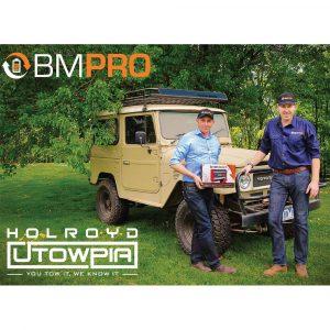Holroyd Utowpia
