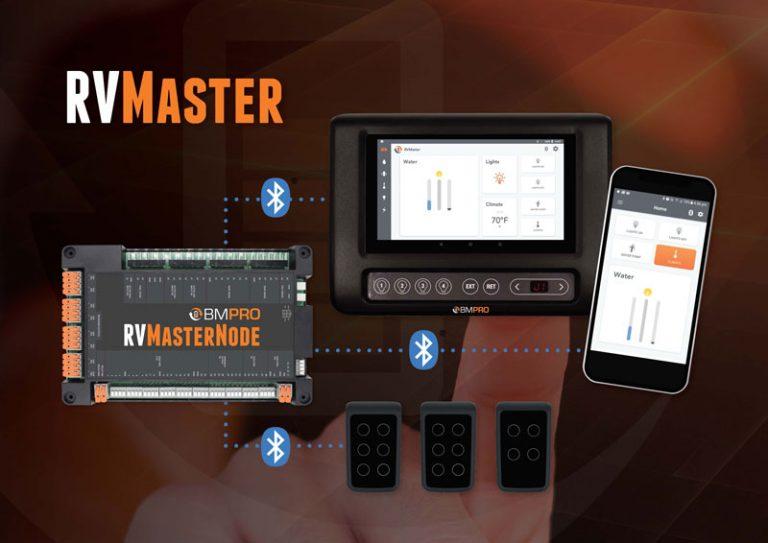 What's inside RVMaster