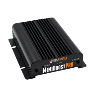MiniBoostPRO DC-DC solar charger