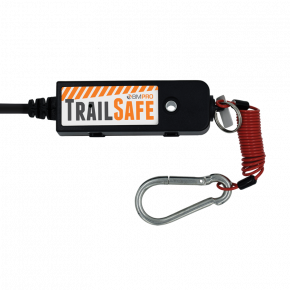 TrailSafe break-away safety system