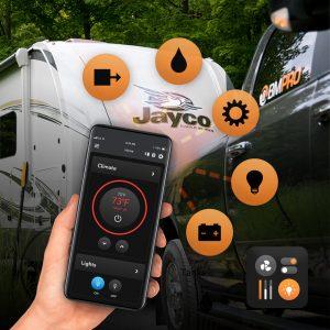 JAYCOMMAND - Smart RV System for Jayco RVs