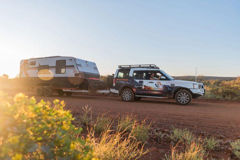 BMPRO onboard Jayco caravans powering your adventures
