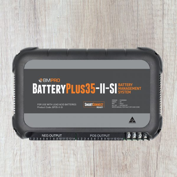 Battery management system BatteryPlus35-II-SI