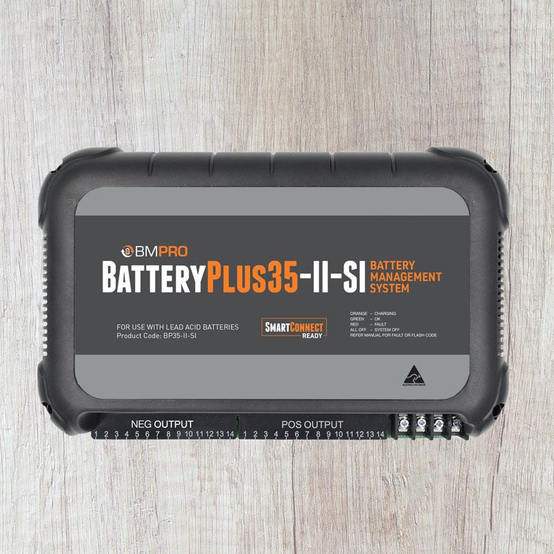 Battery management system BatteryPlus35-II-SI