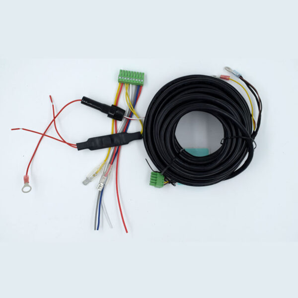 BSI assembly wiring harness
