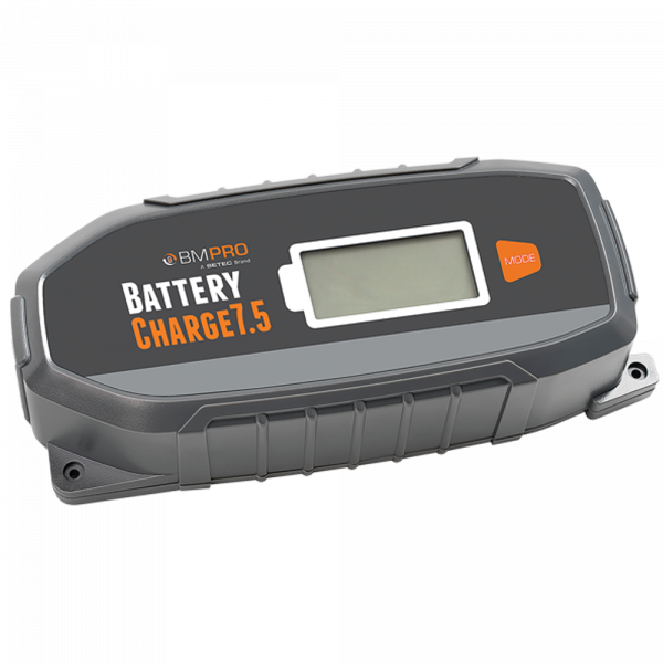 smart 7 Amp battery charger BatteryCharge7.5