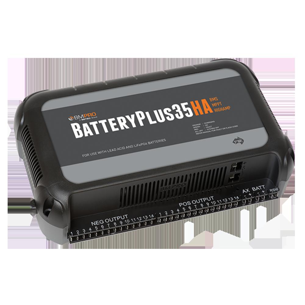 High Amp Battery >> Bmpro Batteryplus35ha High Amp Battery Management System
