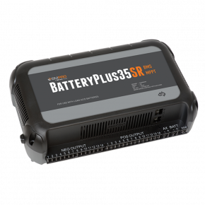 Solar battery management system BatteryPlus35SR
