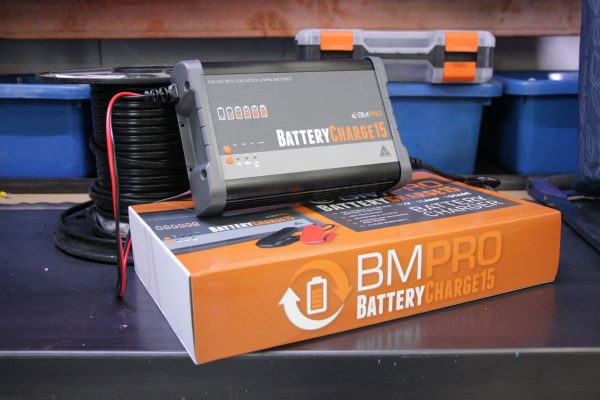 Australian made battery charger