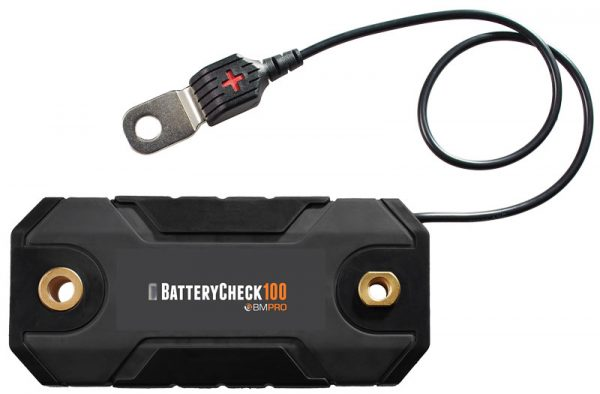 Check your deep cycle battery with BatteryCheck100