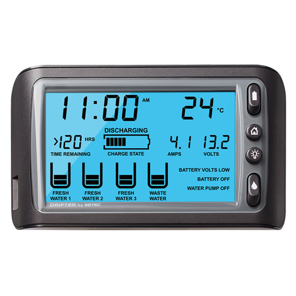 12v Rv Battery Monitor : Bmpro drifter v battery monitoring system