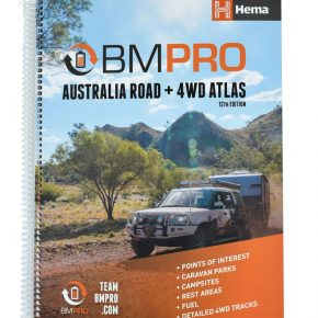 Special edition Hema Road & 4WD atlas