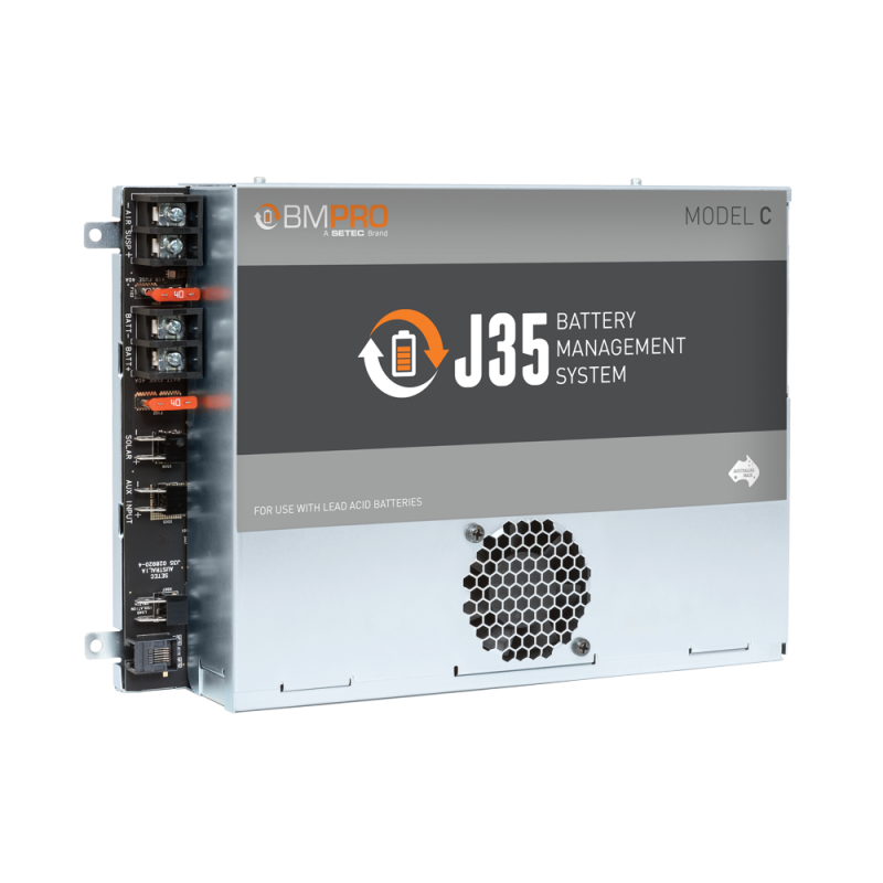 BMPRO J35C • solar battery management system • RV Power ... on