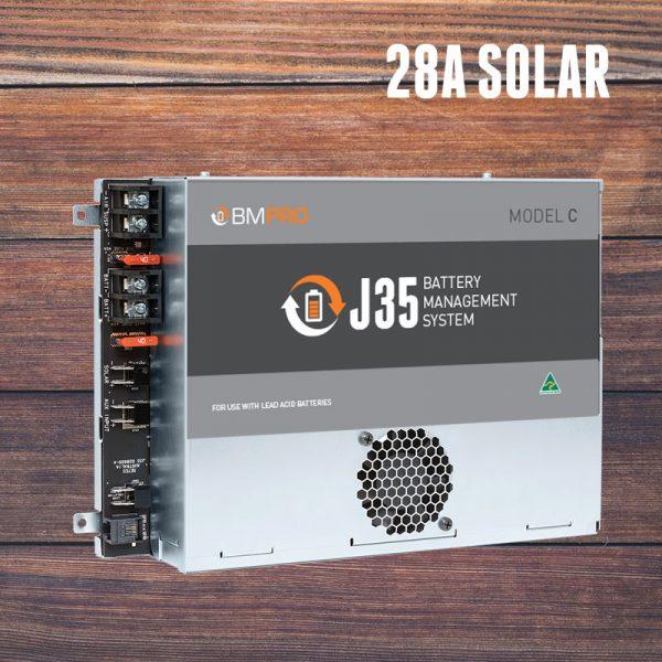 J35C - Solar Battery Management System for JAYCO