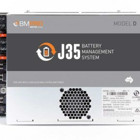 Lithium battery compatible J35D