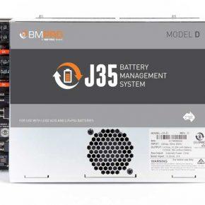 Lithium battery compatible J35D