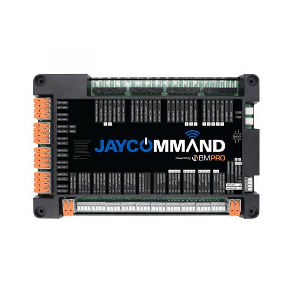 JAYCOMMAND node