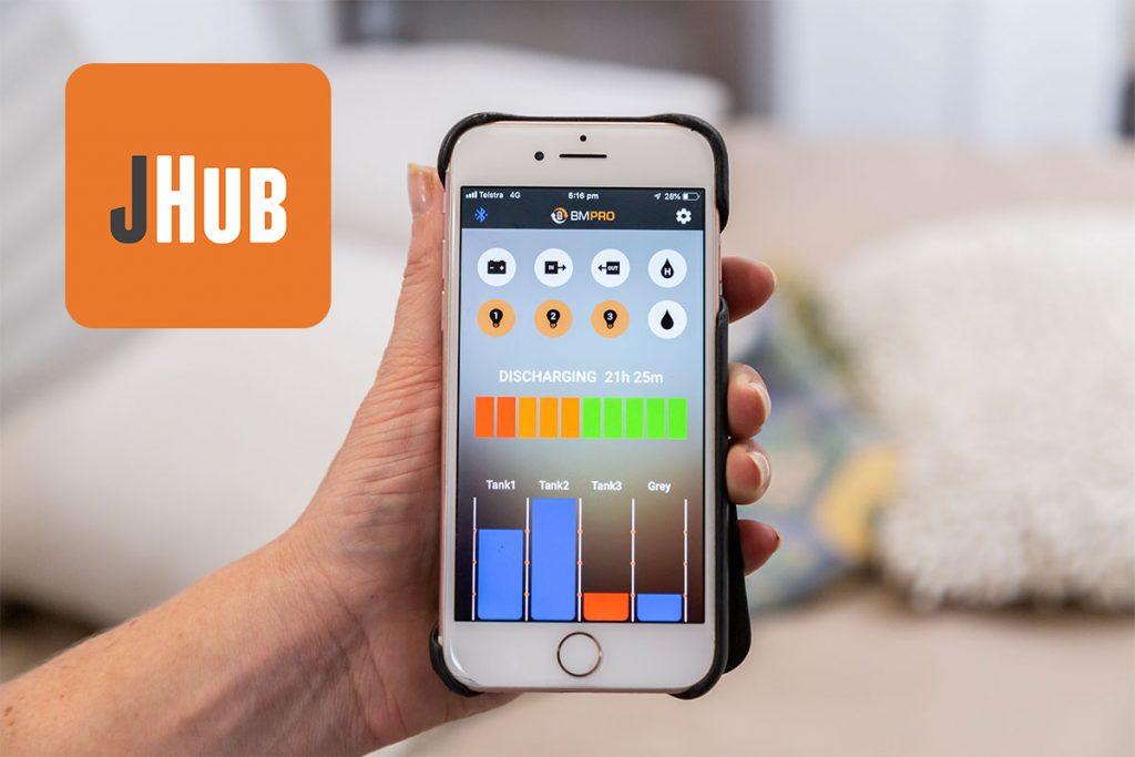 JHub free mobile app
