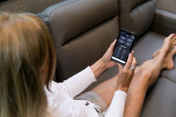 control your RV from the palm of your hand with Jaycommand