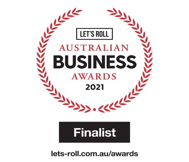 BMPRO Finalist Australian Business Awards 2021