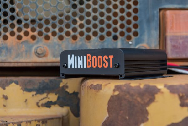 DC-DC charger MiniBoost for RV applications