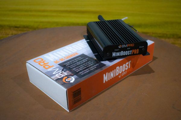 MiniBoostPRO retail packaging