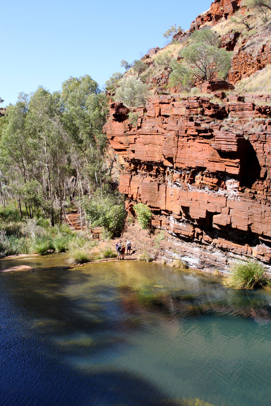 magic of WA attracts turists ready to go extra mile