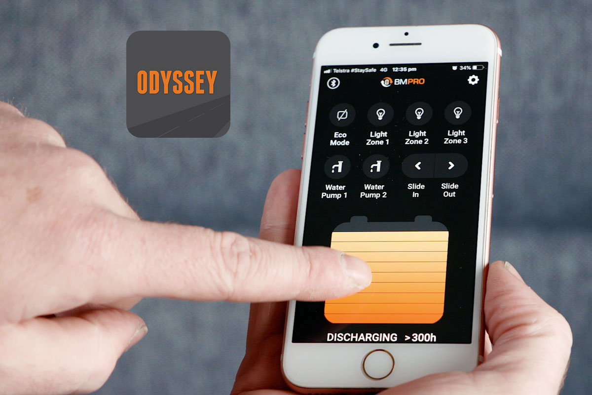 Odyssey App free to download
