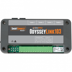 OdysseyLink - Communication centre of your caravan