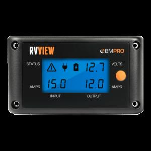 12V Battery Monitor RVView
