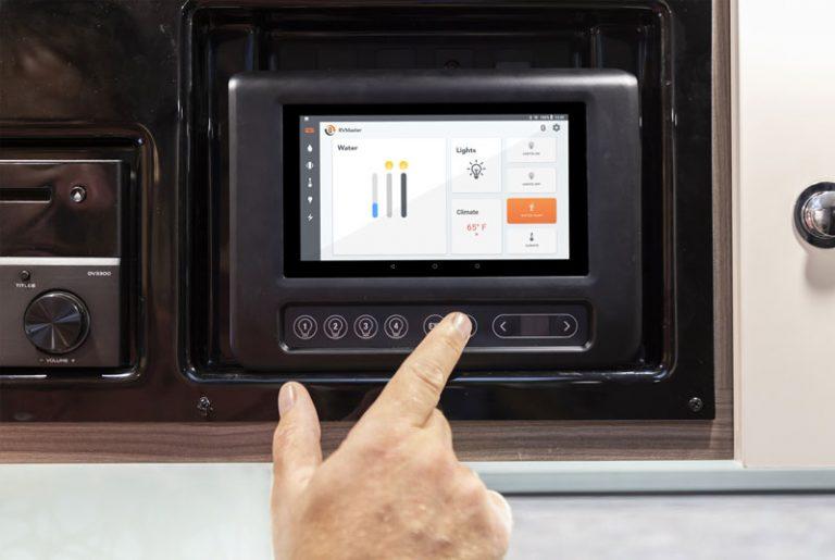 RVMaster RV Monitor - Australian smart RV technology now available in USA