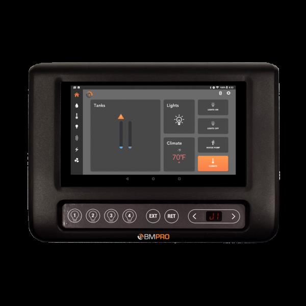 RVMaster controller 2021