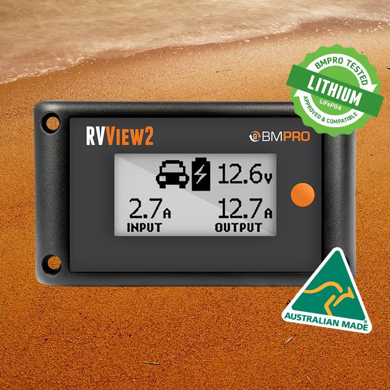 RVView2 12V monitor