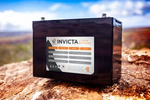 BMPRO Invicta Lithium Battery