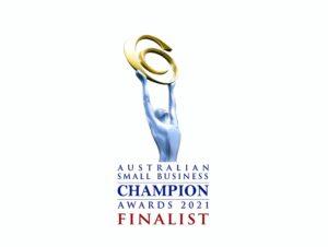 BMPRO Australian small business champion awards finalist