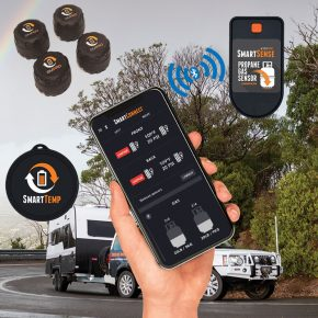 SmartConnect bluetooth sensors