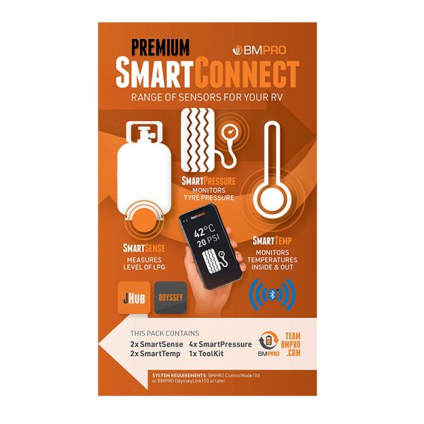SmartConnect Premium packaging