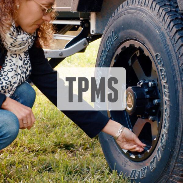 SmartPressure TPMS Bluetooth sensors