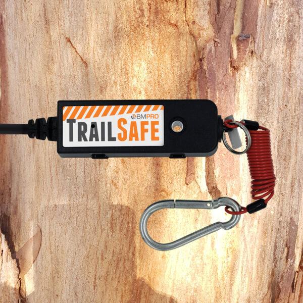 TrailSafe break-away safety system