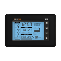 RV battery monitor Trek3