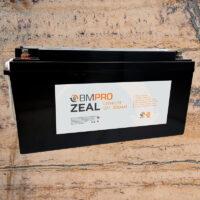 BMPRO Zeal 12V 200Ah Lithium Battery