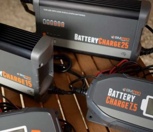 BMPRO 12V battery chargers
