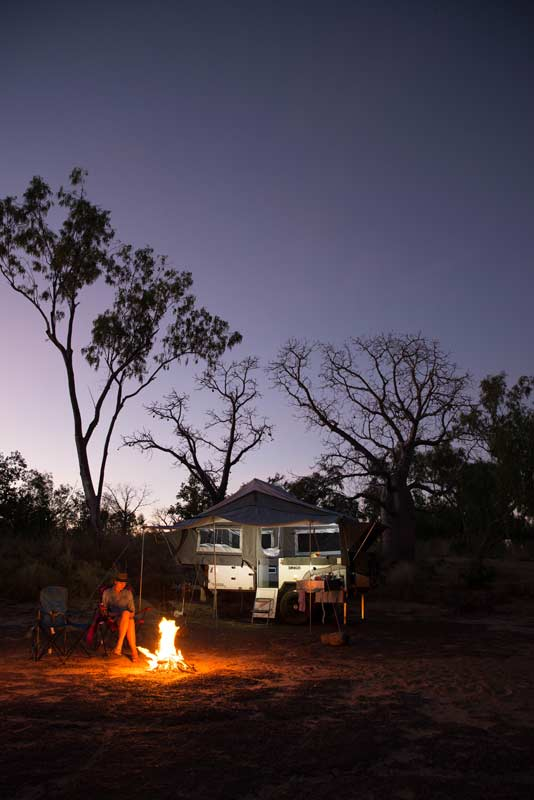 reliable power supply when camping