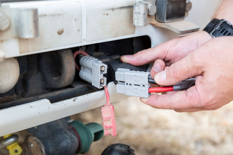 Get your caravan electrical system ready for the trip