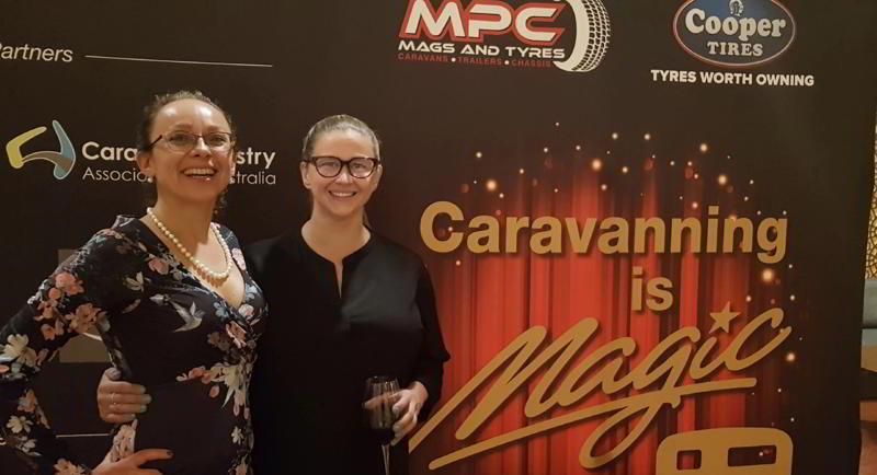 caravanning is magic