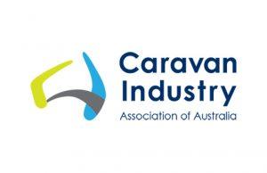 CIAA, Caravan Industry Association of Australia Logo
