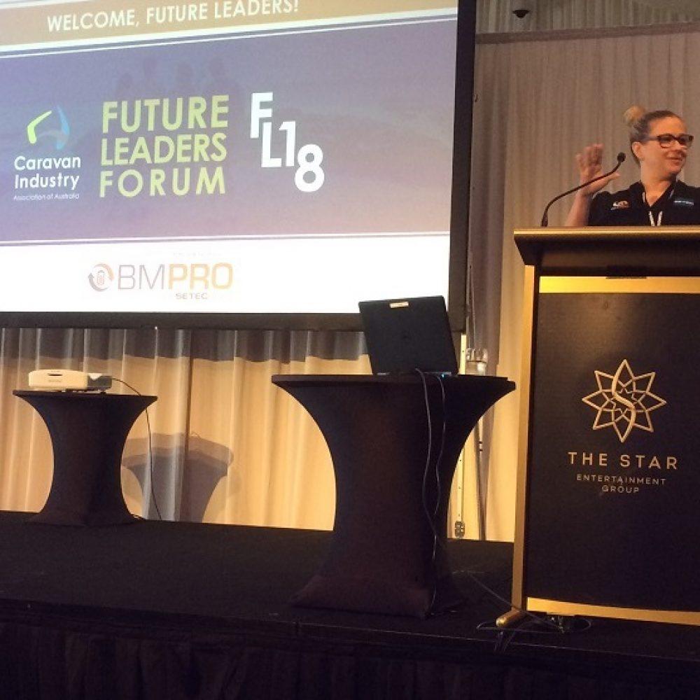 BMPRO sponsors Future leaders forum