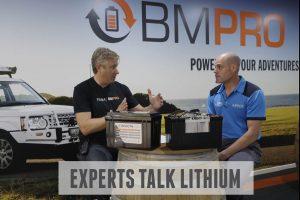 Experts discuss RV lithium batteries