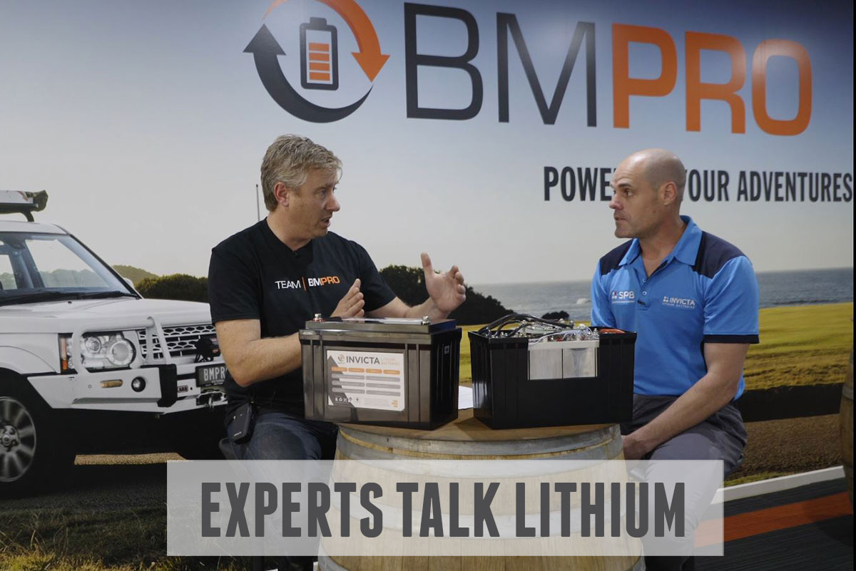 Experts discuss RV lithium batteries