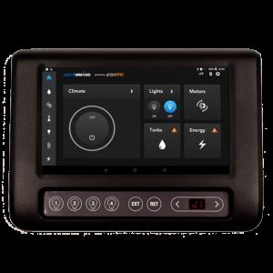 main screen smart RV system Jaycommand